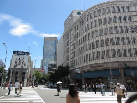 神戸元町 大丸