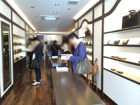 ココマイスター 大阪心斎橋店